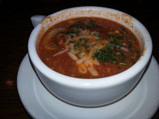 Fairmont, Западная Вирджиния: Minestrone soup
