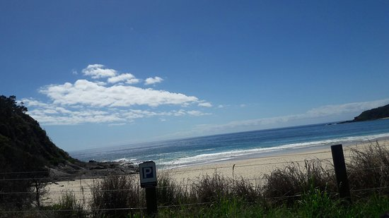 Blueys Beach, Australien: 20180312_111159_large.jpg