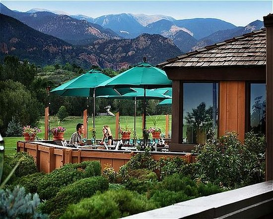 Cheyenne Mountain Resort Colorado Springs, A Dolce Resort: Golf course