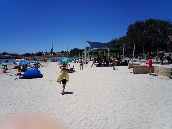 Sorrento, Australien: Beach at Hillarys Marina