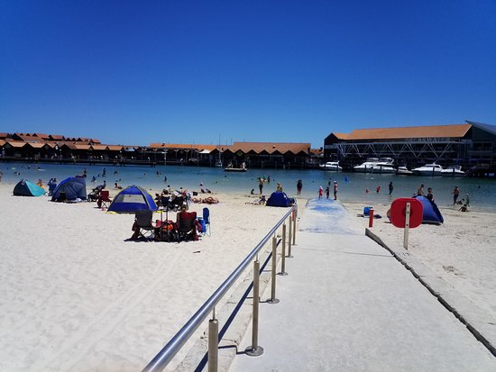 Sorrento, Australien: Beach at Marina