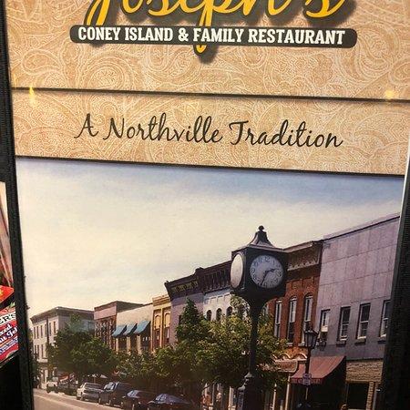 Joseph S Coney Island Northville
