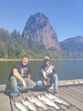 Huston's Hookups: Columbia River Salmon