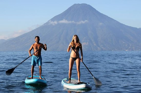 Stand Up Paddle Board Lesson and Fun...