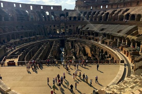 Colosseum Tour Skip The Line To The Gladiators Arena Picture Of