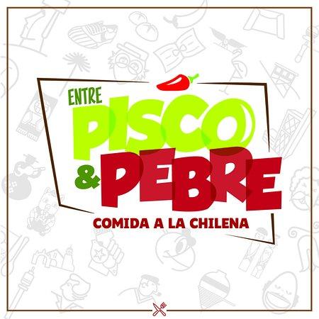 San Alfonso, Chili: Logo Entre Pisco y Pebre