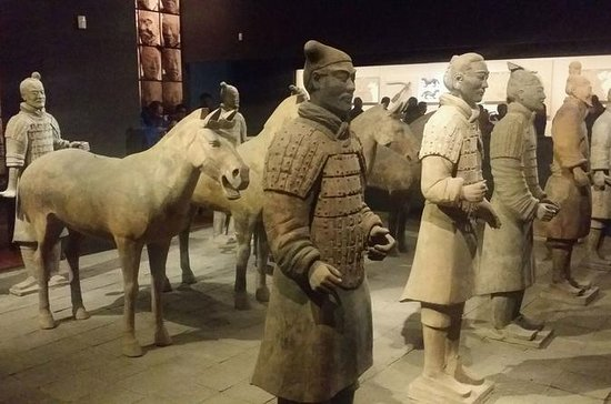 Private Day Trip Of Xi'an From Your...