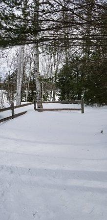 Wilton, ME: Winter wonderland