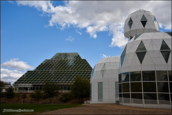 Oracle, Arizona: A Different Outside View