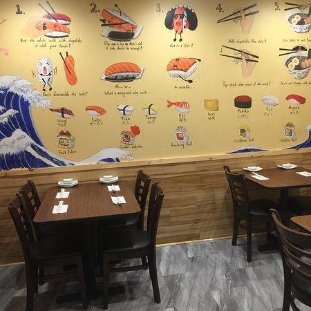 Bedford, Canadá: Sakura Sushi House