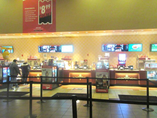 Cinemark Antelope Valley Mall