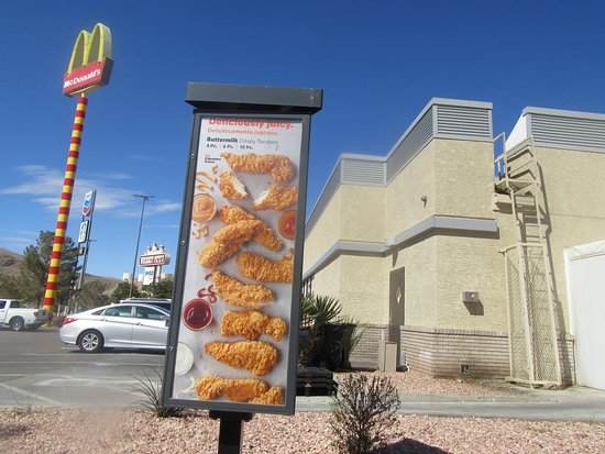 McDonalds, Primm, Nevada
