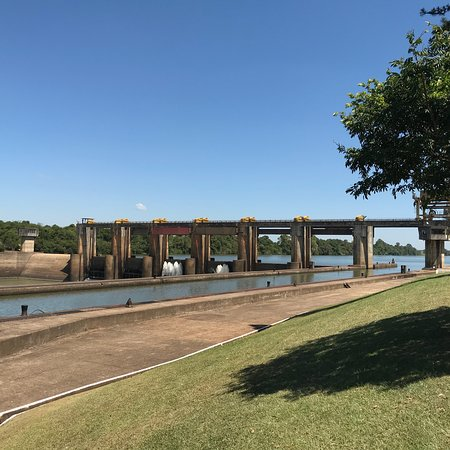 Barragem Eclusa de Bom Retiro do Sul