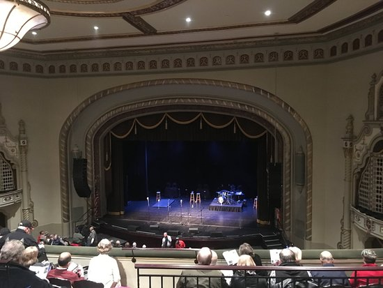 Newark, OH: Excellent Venue for a Show