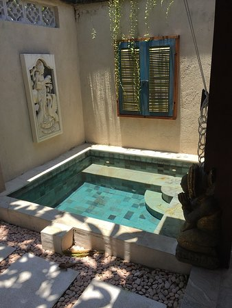 Small Private Jacuzzi Pool Inside The Villa Picture Of Puri Mas