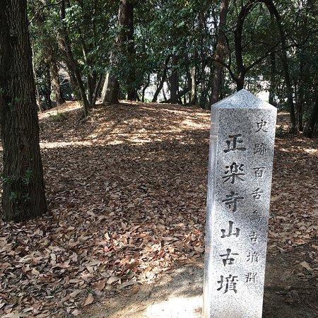 Shorakujiyama Ancient Tomb