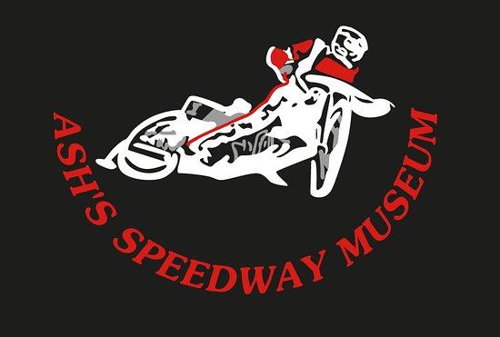Ash's Speedway Museum : Logo
