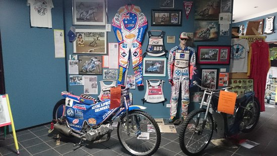 Bathurst, Australien: Kozzie Smith bike