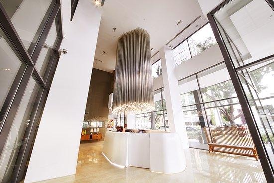 Studio M Hotel: Lobby