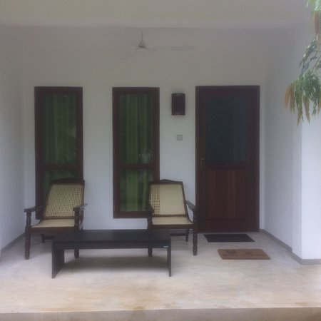 Talalla, Sri Lanka: Super limpio y excelente servicio. Muy bonito