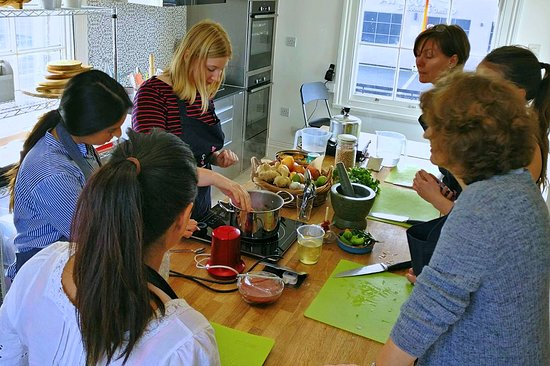 The Spice Club Cookery Classes