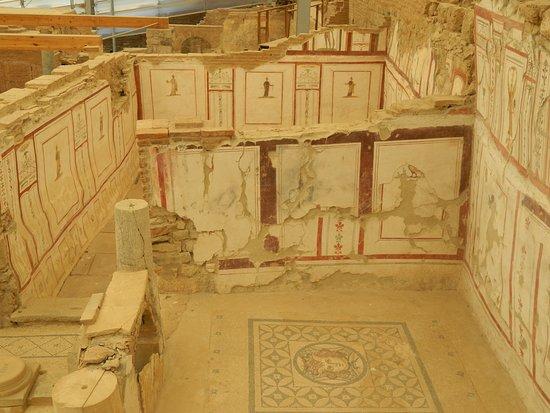 เมืองโบราณเอเฟซัส: Terrace