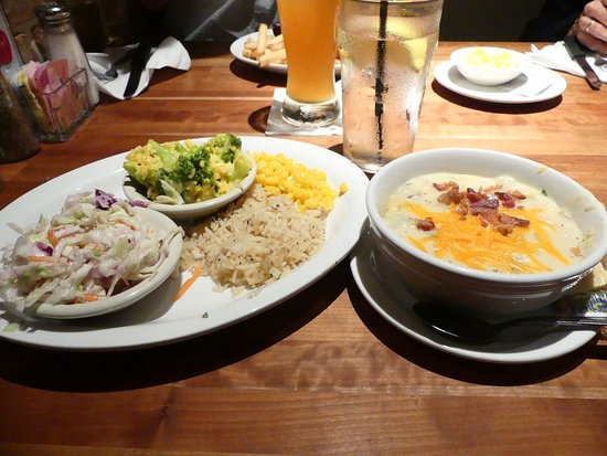 New Orleans Pasta - Picture of Cheddar\'s Scratch Kitchen ...