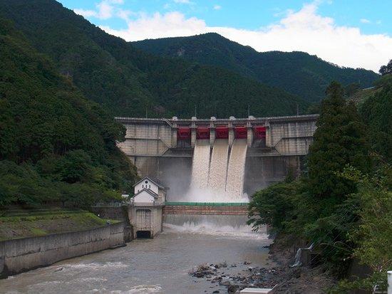 Kawakami-mura, Japão: 大迫ダム