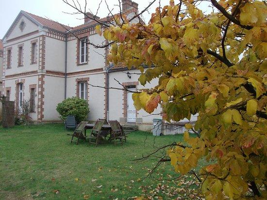 Bouaye, Frankrike: extérieur chambres d'hôtes