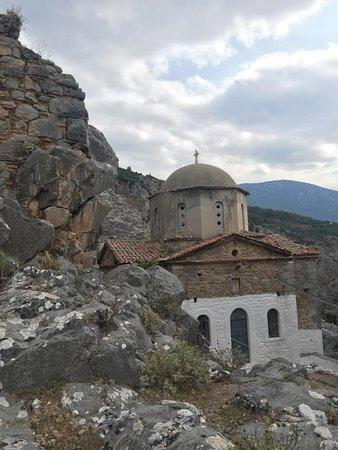 Μεσαιωνικό Κάστρο Λιβαδειάς