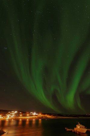 Nord-Lenangen, Noruega: Northern lights at Lenangen