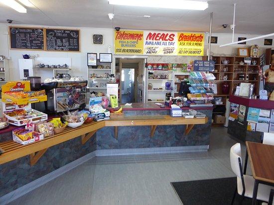 Temuka, New Zealand: Inside