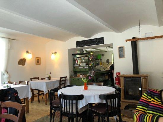 Pocatky, Чехия: prostor bistra