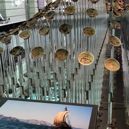 亞洲文明博物館張圖片