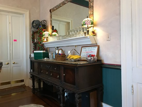 Americus, Джорджия: Dining Room