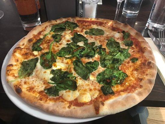 Keynsham, UK: Rachel Pizza