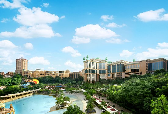 Sunway Resort Hotel & Spa: A HOST OF LEISURE FACILITIES AT SUNWAY CITY
