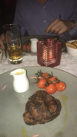 Don Marco Restaurant: Fillet steak