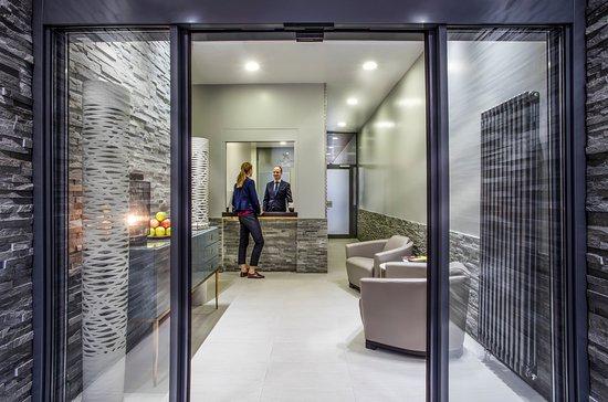 Starling Residence Geneve: Entrée - Réception