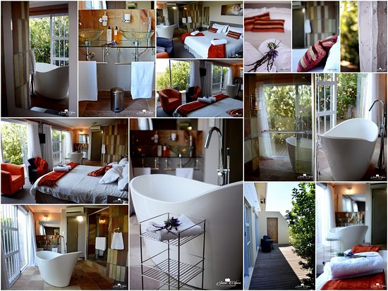 Addo, South Africa: Luxury Room 5.   Our honeymoon Suite.