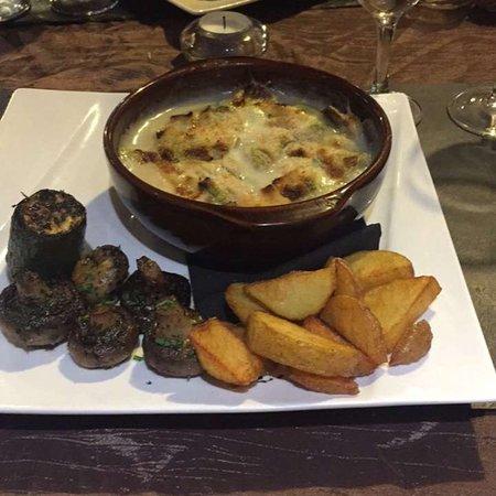 Chez odette bongrain dinan restaurant avis num ro de for Odette s restaurant month