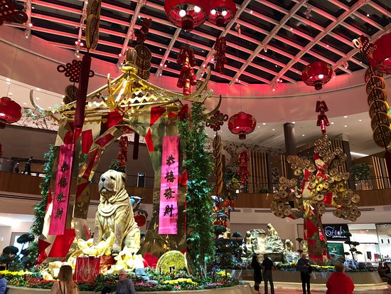 MGM National Harbor: Lobby