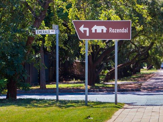 Centurion, South Africa: Street view
