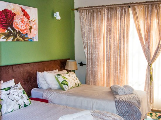 Centurion, South Africa: Twin Room