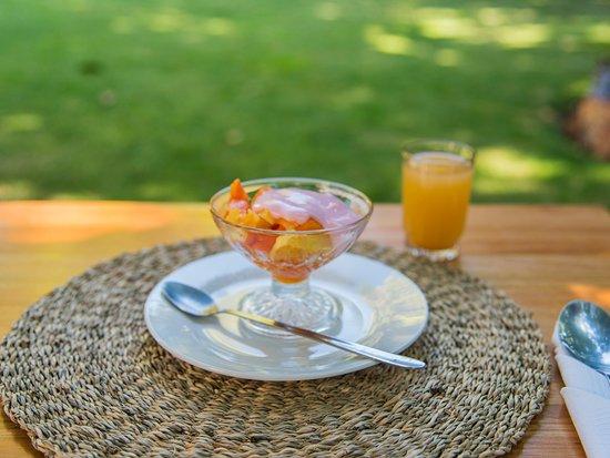Centurion, Südafrika: Breakfast