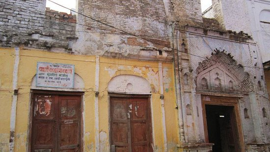 Budaun District, Indien: LEGEND OF HINDI CINEMA SHAKIL BUDAUNI  HOUSE