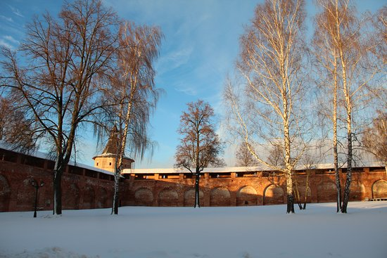 Zaraysk Kremlin State Museum of History, Architecture, Art and Archaeology