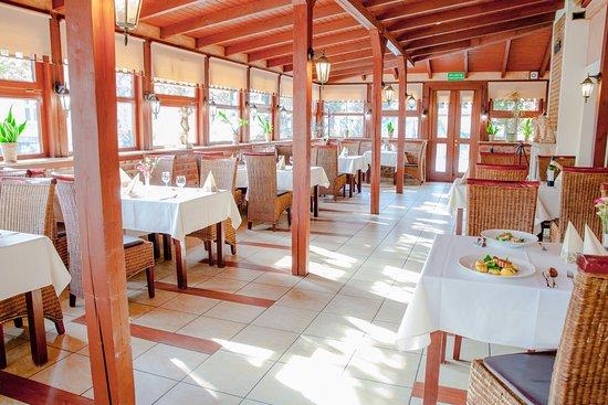 Siemianowice Slaskie, Polonia: Wnętrze restauracji