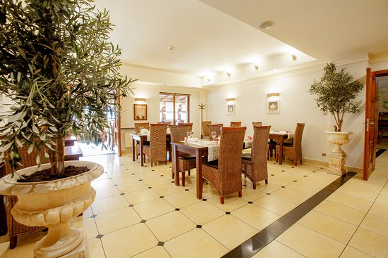 Siemianowice Slaskie, Polônia: Wnętrze restauracji