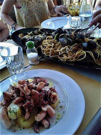 Ristorante di bagno cerboli follonica restaurantanmeldelser tripadvisor - Bagno cerboli follonica ...